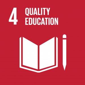 Sustainable Development Goal 4 Quality Education